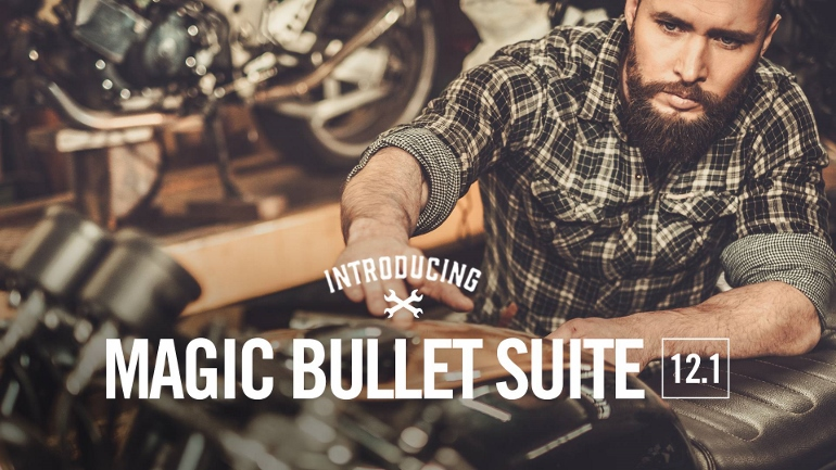 MAGIC BULLET SUITE 12.1