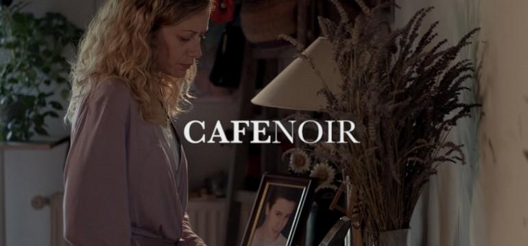 CAFE NOIR ETALONNE PAR JEAN MICHEL PETIT SOUS DAVINCI RESOLVE