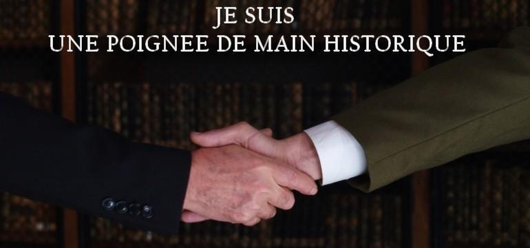 JE SUIS UNE POIGNEE DE MAIN HISTORIQUE ETALONNEUR NUMERIQUE DAVINCI RESOLVE 12