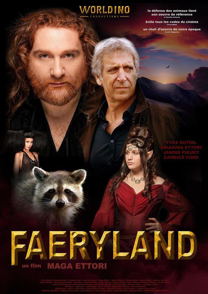 FAERYLAND AFFCIHE DU FILM