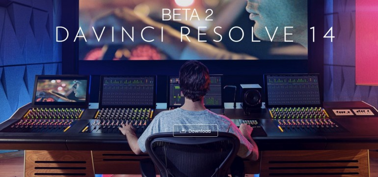 davinci resolve 14 studio free download for mac