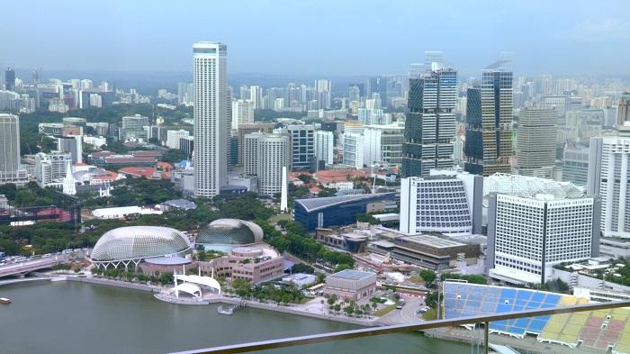 SINGAPOUR LABORATOIRE DU FUTUR DAVINCI RESOLVE 10