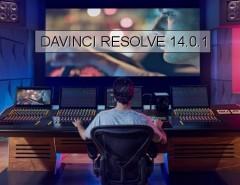 DAVINCI RESOLVE 14.0.1