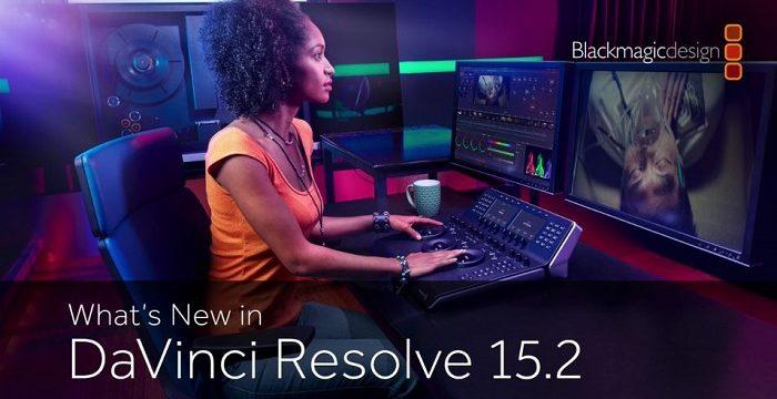 DAVINCI RESOLVE 15 2 est arrivée !!! - www etalonneurnumerique com